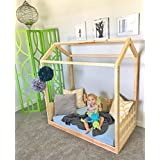 House Frame Toddler Bed