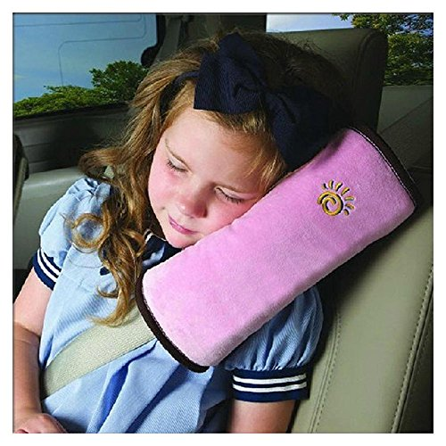 RECTANGLE Seat Belt Pillow Shoulder Pad For Kids, - Eyeglasses Mobile Al