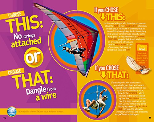 This or That? 2: More Wacky Choices to Reveal the Hidden You (National Geographic Kids) by National Geographic Society (Image #4)