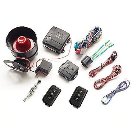 HERCHR - Dispositivo antirrobo para coche con alarma de luz ...