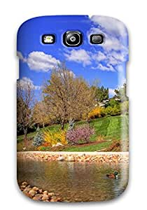 Nicol Rebecca Shortt's Shop Excellent Design Botanic Spring Phone Case For Galaxy S3 Premium Tpu Case 7067553K76907424
