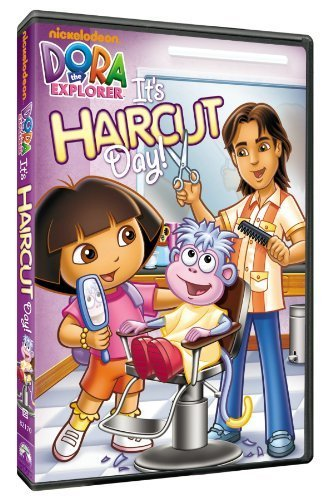 Dora the Explorer: It's Haircut Day by Nickelodeon