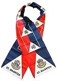 """St. Maarten - 8"""" x 63"""" Lightweight Polyester Flag Scarf"""