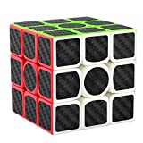 4x4 fisher - E-SCENERY 3x3x3 Megaminx Speed Cube Magic Cube Brain Teasers Puzzles with Carbon Fiber Sticker