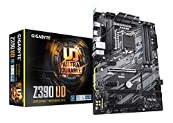 Image of the product Gigabyte Z390 UD Intel that is listed on the catalogue brand of Gigabyte.