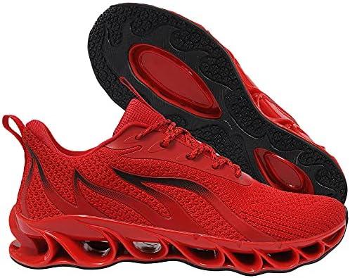 51iqKd8UVwS. AC APRILSPRING Mens Walking Shoes Fashion Running Sports Non Slip Sneakers    Product Description