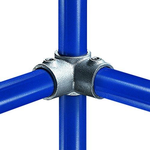 Nominal Pipe Size 1 In Industrial Grade 4NXP5 Single-Socket Tee