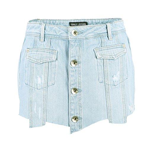 Traspirante Estive size Cotone Monopetto In Flash Design Fang Di 64a Donna 160 Busine Pantaloncini Qi Jeans sr Gonne wzP6q