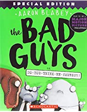 Bad Guys # 7: Do-You-Think-He-Saurus?!: Special Edition