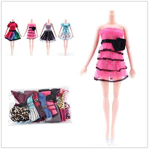 old barbie dress up - 9