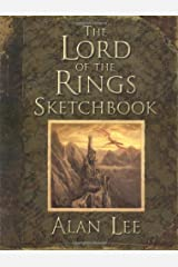 The Lord of the Rings Sketchbook Hardcover