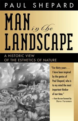 Read Online Man in the Landscape: A Historic View of the Esthetics of Nature pdf epub