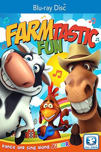Blu-ray : Farmtastic Fun (Blu-ray)