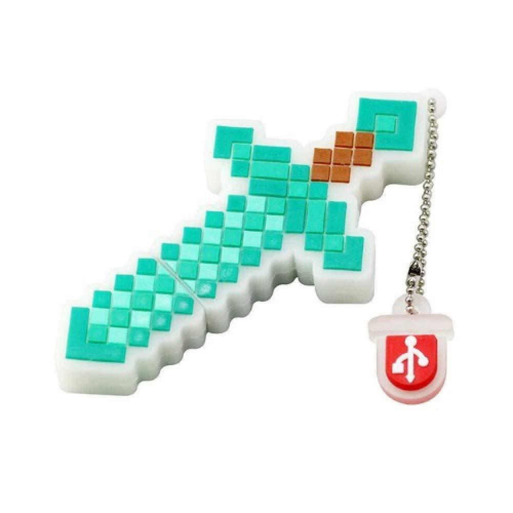 YOROSHI Pendrive Cartoon Game Sword USB Flash Drive Memoria Stick ...