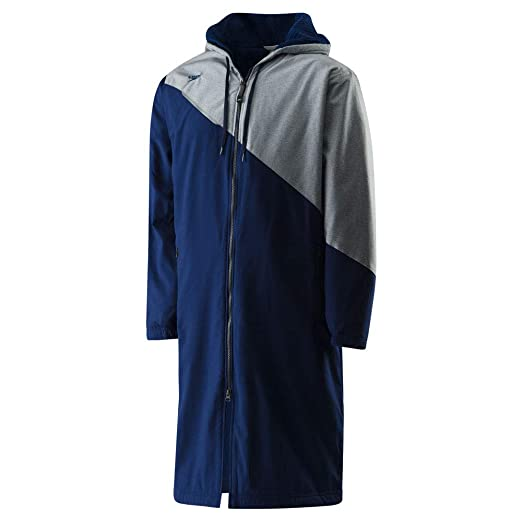 fcc31e7b504 Amazon.com: Speedo Team Colorblock Parka (Unisex): Clothing