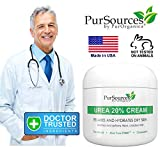 PurOrganica Urea 20% Healing Cream 4 oz - Best