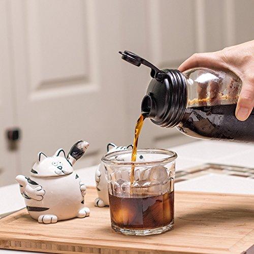 Organic-Cotton-Cold-Brew-Coffee-Bags-2-Pack-Super-Fine-Filter-Smart-Drawstring-Free-Design-for-No-Grounds-or-Silt-Safe-to-Boil-Teas-or-Wort-Food-Strainer-for-Nut-Milks-Yogurt-Juice-More