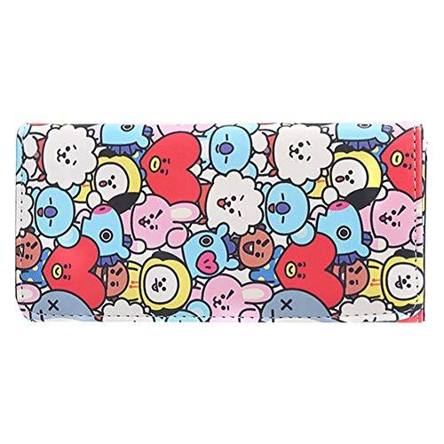 cooky Pour insigne Garden Cooky Bts Army Lot Cadeaux trousse Sac carte Kpop À autocollant porte porte Main Grapes feuille De FaRUAnaq