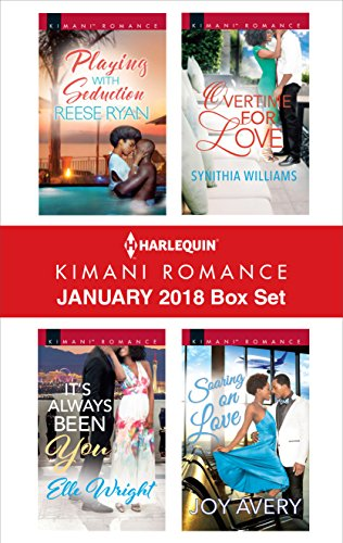 B.O.O.K Harlequin Kimani Romance January 2018 Box Set: An Anthology T.X.T