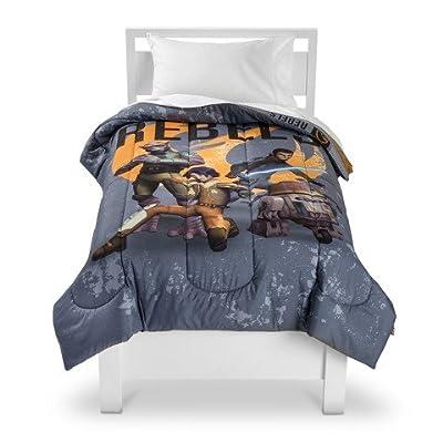 Star Wars Rebels Twin Reversible Comforter
