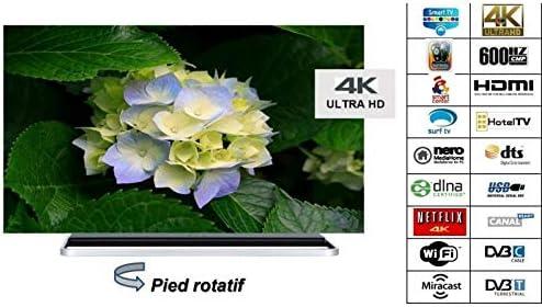 Televisor TELEFUNKEN FH55N04CWB16-55 ELED Ultra HD: Amazon.es: Electrónica
