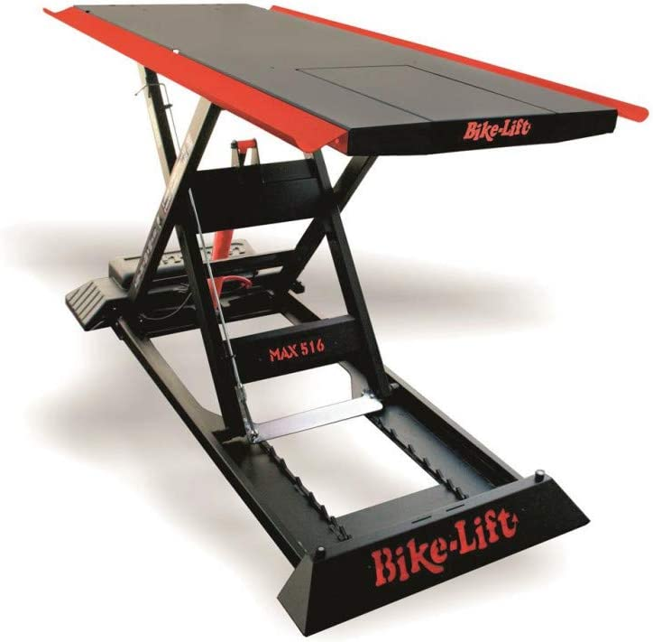 Bike Lift MAX 516 Gate - Mesa elevadora: Amazon.es: Coche y moto
