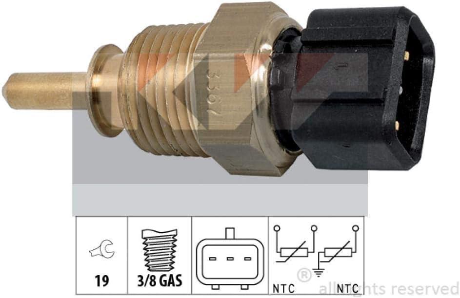K/ühlmitteltemperatur KW Sensor