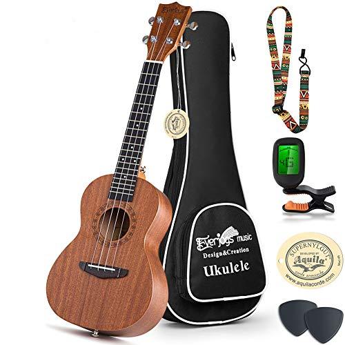 Concert Ukulele Mahogany 23