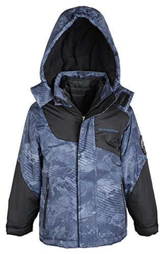 Insulated Boys Snowboard Jacket - 5