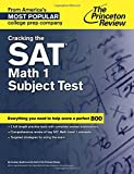 img - for Cracking the SAT Math 1 Subject Test (College Test Preparation) book / textbook / text book