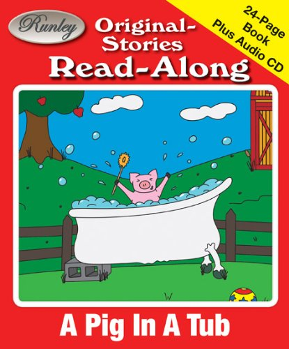 Download A Pig In A Tub Read-Along Storybook and CD pdf epub