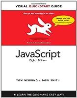 JavaScript: Visual QuickStart Guide, 8th Edition