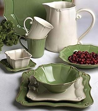 Casafina Vintage Port Cream Coffee Mug & Amazon.com: Casafina Vintage Port Cream Coffee Mug: Kitchen u0026 Dining