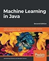 Machine Learning in Java, 2nd Edition Front Cover