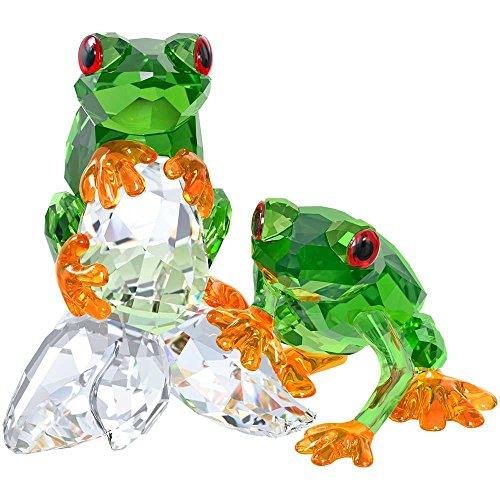 Swarovski Frogs (Crystal Frog Figurine)