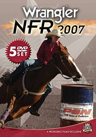 Wrangler NFR 20072007 National Finals Rodeo5pk