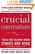 #5: Crucial Conversations Tools for Talking When Stakes Are High, Second Edition