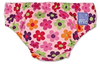 Bambino Mio SWPLM - Pañal bañador grande (color rosa/rojo/naranja/lila