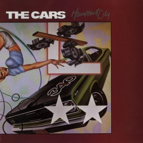 The Cars - Original Album Seriesthe Cars/candy-O/heartbeat Cityshake It Up/panorama By 101 Distribution - Zortam Music
