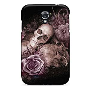 Shock Absorbent Cell-phone Hard Covers For Samsung Galaxy S4 (lwX17239CKht) Customized Nice Guns N Roses Image