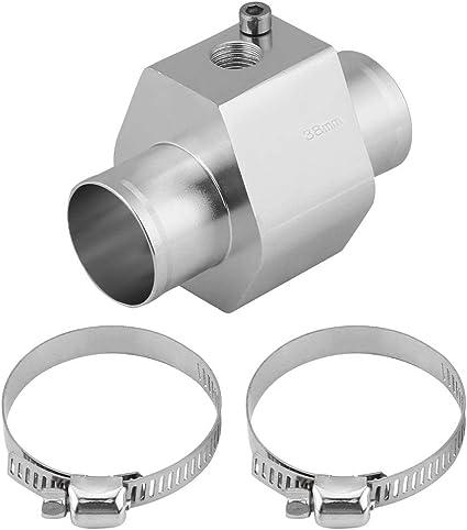 Car Water Temp Gauge Temperature Meter 10mm Head Plug Sensor 1//8 Thread