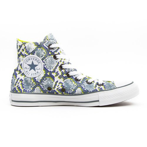 Converse All Star Hi Donna Sneaker Grigio