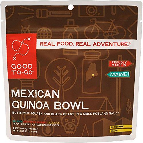Good To Go Mexican Quinoa Bowl (Double Serving)