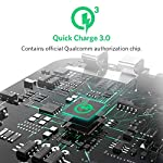 Anker-Quick-Charge-30-Caricatore-USB-da-Muro-PowerPort-1-Certificato-Qualcomm-Alimentatore-da-Parete-Con-Tecnologie-Quick-Charge-30-PowerIQ-per-Galaxy-S7S6EdgePlus-Note-45-LG-G4-HTC-One-A9M9-Nexus-6-i