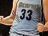 MARC GASOL AUTOGRAPHED Hand SIGNED Memphis Grizzlies 11x14 Photo w/COA