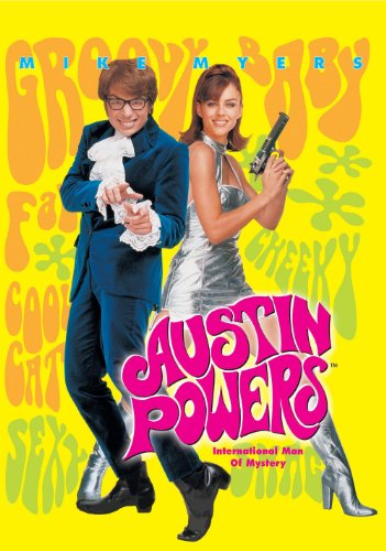 Amazon Com Austin Powers International Man Of Mystery