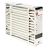 honeywell 20x20x4 - Honeywell FC200E1003 16 x 20 Media Air Filter (MERV 13) 80