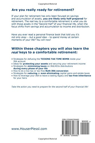 Only Read This If Youre Prepared To >> The Book On Retirement Are You Ready For The Second Half Of Your