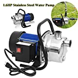 Professional Submersible Sump Pumps Dirty Clean Water Pump Utility Pump (US STOCK) (1.6 HP)