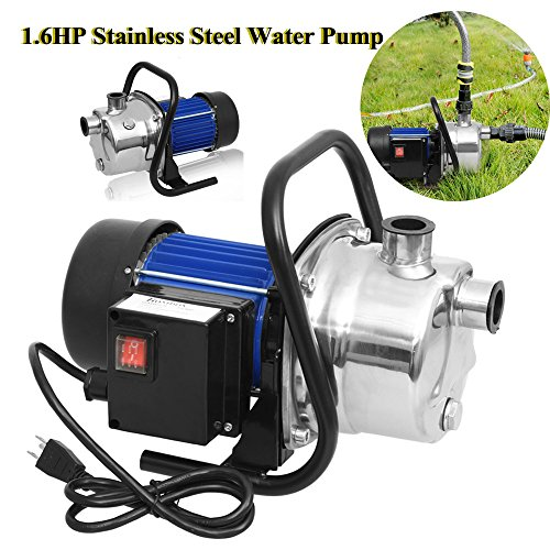 Professional Submersible Sump Pumps Dirty Clean Water Pump Utility Pump (US STOCK) (1.6 HP) by shaofu (Image #7)